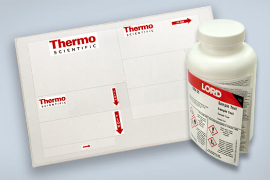 Multi-Layer Labels